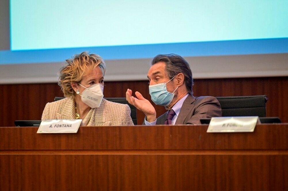 Moratti, a regime in Lombardia 170 mila vaccinazioni al giorno