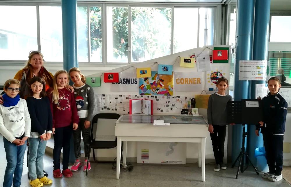 Ulunne della Montessori di Como