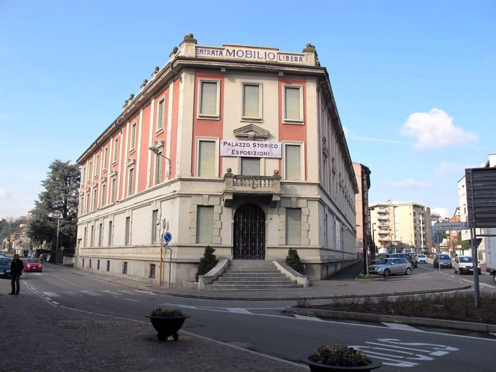 Il Palazzo Storico delle Esposizioni