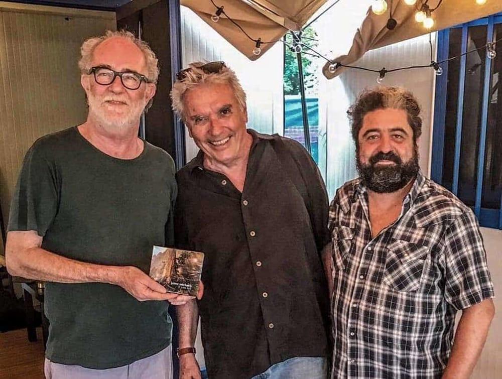 Francesco De Gregori, Jaime Michaels e Andrea Parodi