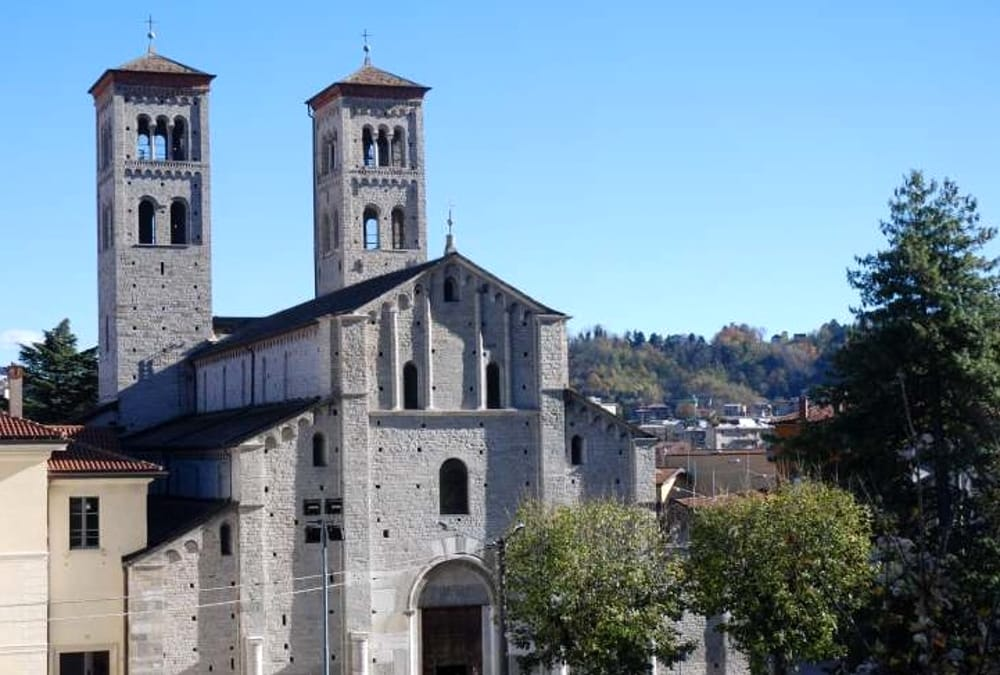 Sant'Abbondio a Como