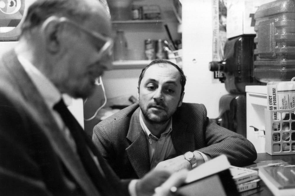 Formenton con Ginsberg