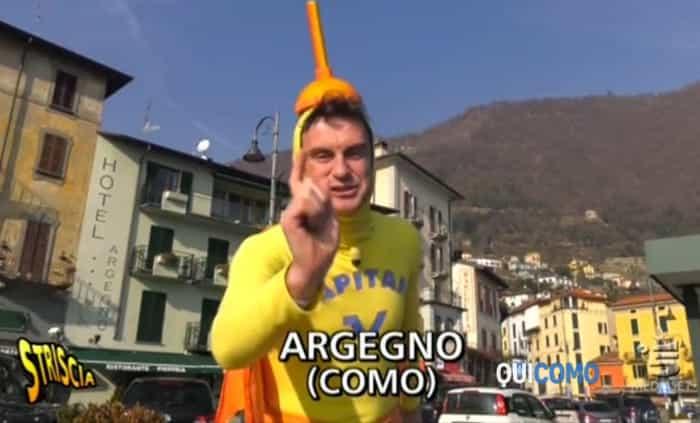 Capitan Ventosa ad Argegno