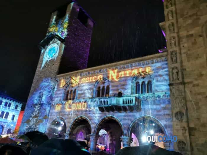 luci natale 2019 piazza Duomo 3