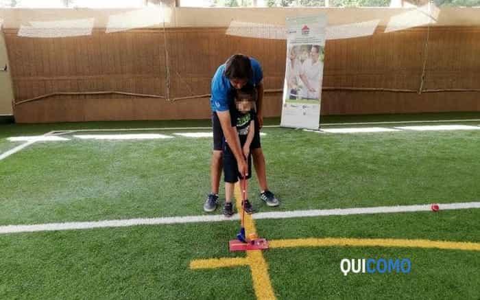 bambini giocano a golf 4