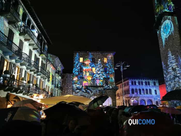 luci natale 2019 piazza Duomo 2